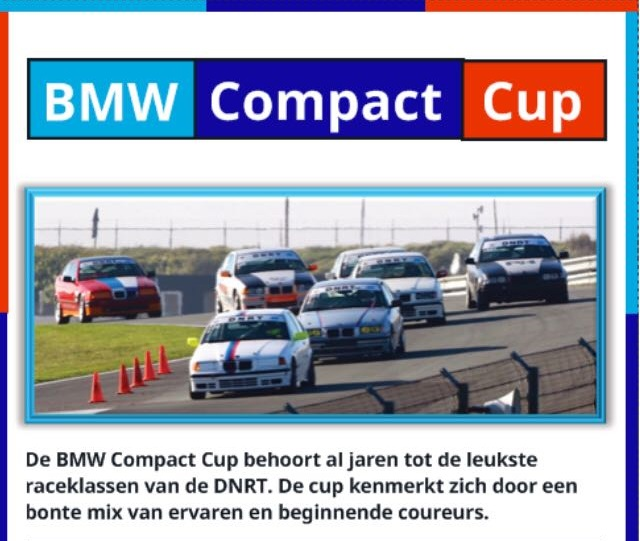BMW Compact Cup